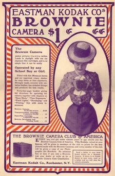 Eastman Kodak Brownie Camera
