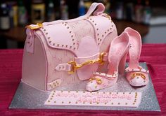 purse cakes made in england | How about you? Are you a talented baker?