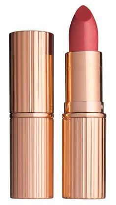 'K.I.S.S.I.N.G' Lipstick by Charlotte Tilbury. This color is so rich!