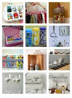 New uses for old things on pinterest binder clips hand towels and plastic bags - New uses for old things ...