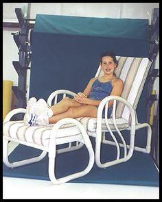 Pdf diy pvc pipe patio furniture plans download pvc for Pvc pipe chair plans