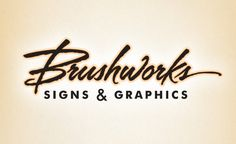 Logo design for a signs and graphics store in Idaho.
