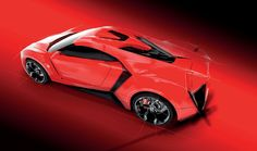 Future Car, Lykan Hypersports