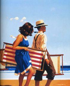 Jack Vettriano - Sweet Bird of Youth