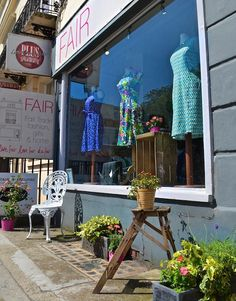 Fashion thats Fair - a focus on Fairtrade: interview with a #fairtrade shop owner