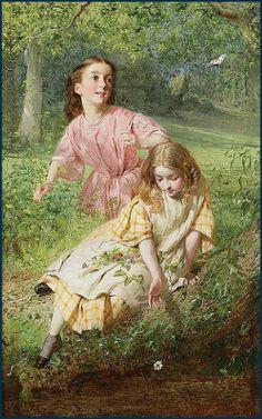 George Elgar Hicks. English (1824-1914)