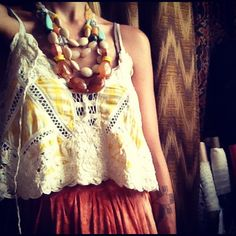 boho chic, boho gypsy, lace tops, bead, fashion earrings, crop tops, outfit, necklac, summer clothes