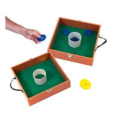 Trademark Games™ Washer Toss Game at www.herbergers.com