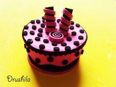 Cupcakes de fomi