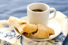 Post image for Gluten Free Chocolate Crescent Cookies Recipe