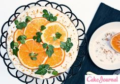 Easy Orange Cake Recipe with many variations