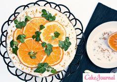 Easy Orange Cake Recipe with many variations