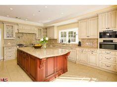 Kimora Lee Simmons Beverly Hills Home-Kitchen