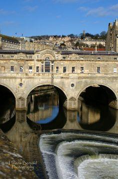 Pulteney Bridge , Bath, UK The Swenglish Home: UK