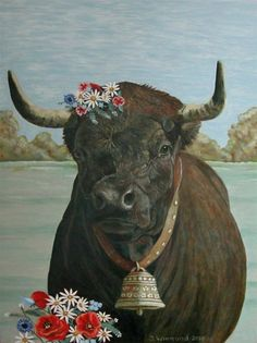 Ferdinand the Bull, I presume