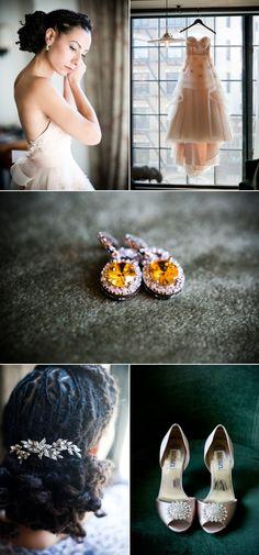 gorgeous wedding