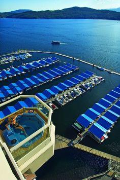 The Coeur d'Alene Resort via @Erin Davison Accommodations Blog thisweektourism.com