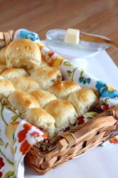 fluffi dinner, dinner roll, ahead dinner, amish potato, potato roll