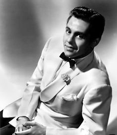 Desi Arnaz I named my boy after him! I've always loved Lucy and Desi <3