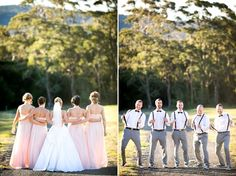 Bianca & Cam. A Vintage Country Love Story In The Beautiful Blue Mountains // Isabella Harrex Photography