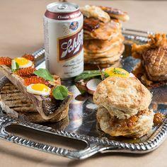 America's Best Brunch Spots | Food & Wine - One Eared Stag, Atlanta