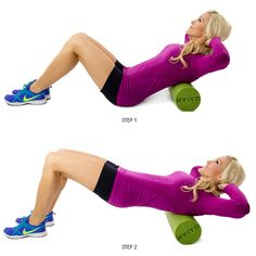 Here's a great stretch after a long day at the office!  Check out other stretches and other moves in our fitness index!