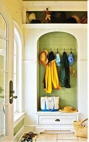 closet entryway mudroom, arch, mud rooms, door, nook, hous, closet, entryway, coat