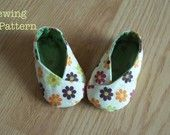 Baby Shoes to Sew!!