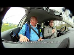 The impossible texting & driving test