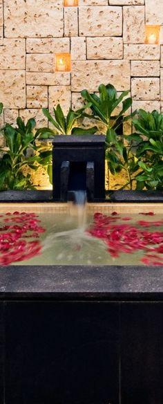 Ahhhhhhhh. Go on & #relax at the spa in Mexico.