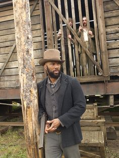 Hell on Wheels Season 2 Episode Photos  Elam Ferguson (Common) in Episode 3