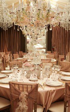 Pink Tablescape Décor...wow