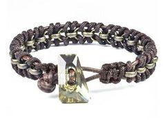 Captured Chain Weave Bracelet | AllFreeJewelryMaking.com