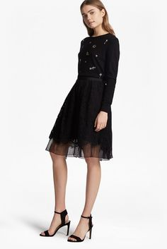 French connection spotlight dress