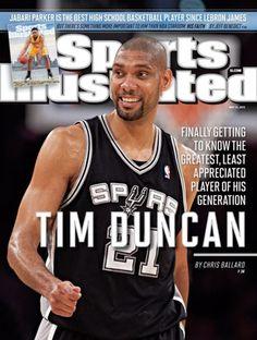Yay! Tim Duncan!