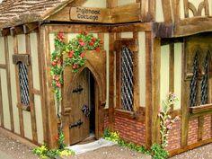 tudor style playhouse