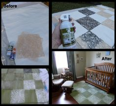 fabric paint, spray paint, upholsteri paint, simpli spray, spray project, paint pictur