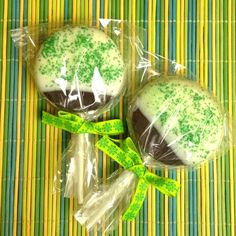 St. Patrick's Day Mini Moonpies