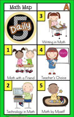 Daily 5 Math!