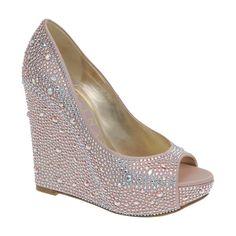 Cinderella wedges! I think I need them for Kate's princess birthday party!!