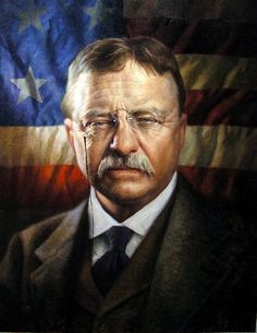 THEODORE ROOSEVELT in Color PICTURES PHOTOS and IMAGES