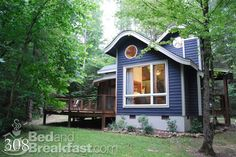 Guesthouse at Butterfly Gap Retreat in Maryville, TN