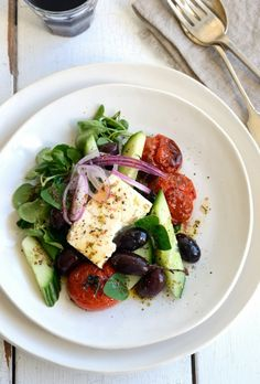 From The Kitchen: Greek Salad