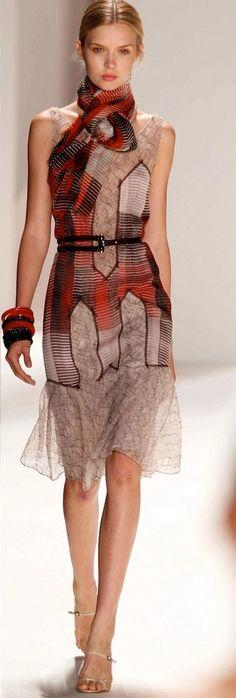 Carolina Herrera: Spring/Summer 2012