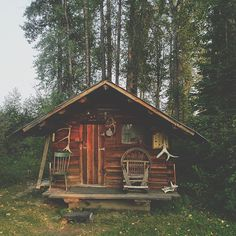// cozy cottage