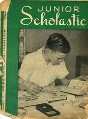 What kid doesn't love collecting things? Junior Scholastic devoted its October 1937 issue to postage stamps.