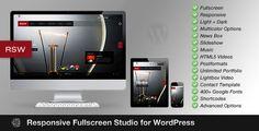 artist support, creativ artist, download respons, studios, respons fullscreen, fullscreen studio, color picker, wordpress theme, font
