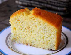 Buttermilk Chiffon Cake