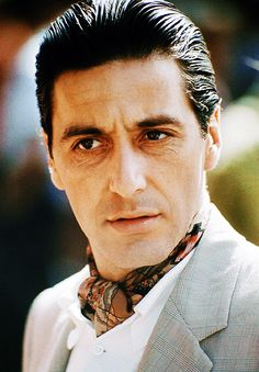 Michael Corleone as played by Al Pacino