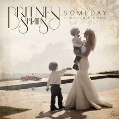 """Britney Spears """"Someday"""" Fan Made Album Art  Artist: cezuh0425  #BritneySpears #AlbumArt #Someday"""